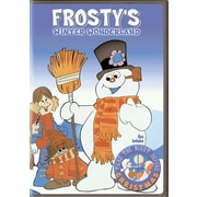 Frosty's Winter Wonderland Twas The Night Before Xmas (DVD)