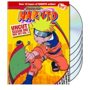 Naruto: Season One, Volume 1 (DVD)