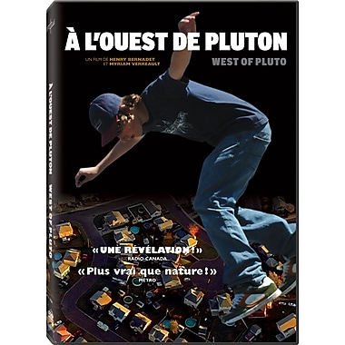 West Of Pluto (DVD)