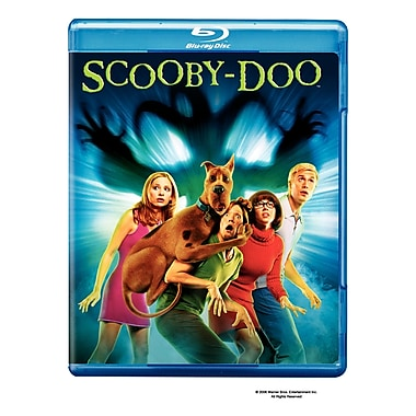 Scooby-Doo: The Movie (DISQUE BLU-RAY)