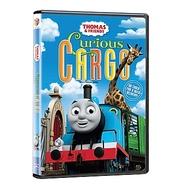 Thomas & Friends: Curious Cargo (DVD)