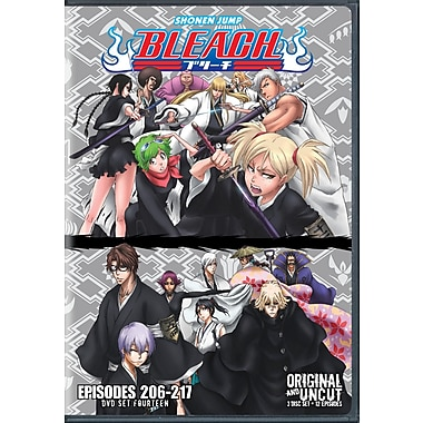 Bleach Uncut: Set 14 (DVD)