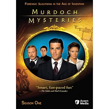 Murdoch Mysteries: Season One (DVD)