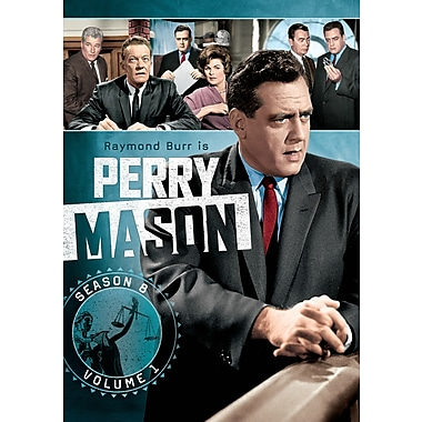 Perry Mason: The Eighth Season: Volume One (DVD)