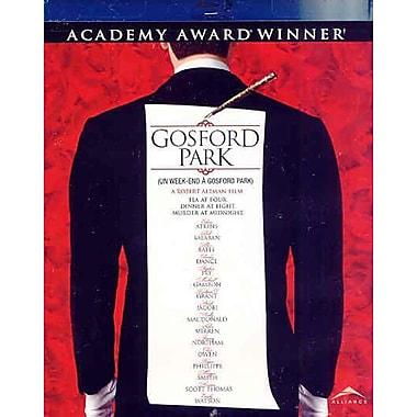 Un Weekend À Gosford Park