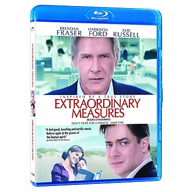 Extraordinary Measures (BLU-RAY DISC)