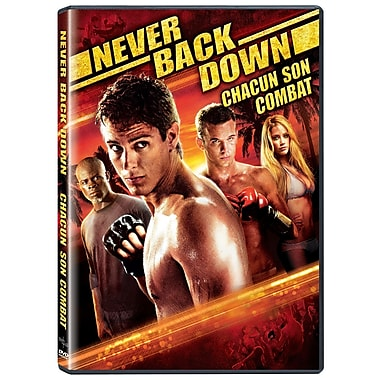 Never Back Down (DVD)