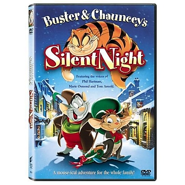 Buster And Chauncey's Silent Night (DVD)