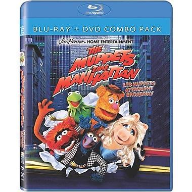 The Muppets Take Manhattan (BRD + DVD)