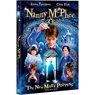 Nanny Mcphee Returns (DVD)
