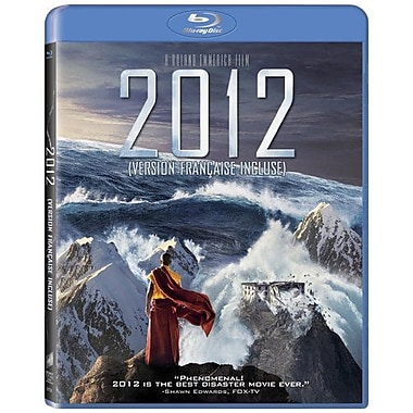 2012 (DISQUE BLU-RAY)
