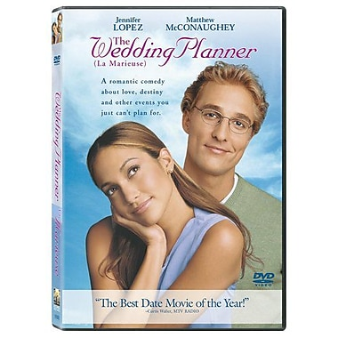 The Wedding Planner (DVD)