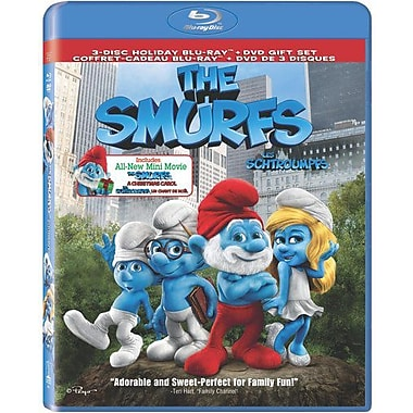 The Smurfs (BRD + DVD)