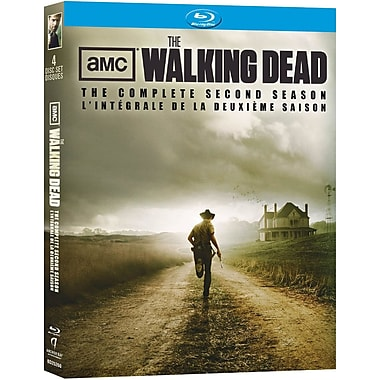 The Walking Dead Season 2 (BLU-RAY DISC)