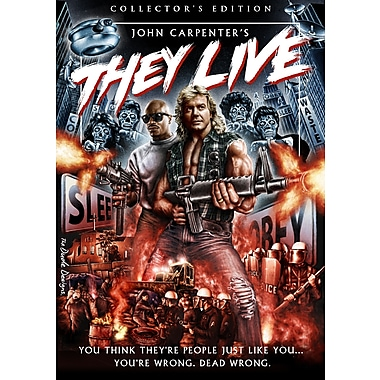 They Live - Collector's Edition (DVD)