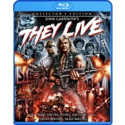 They Live - Collector's Edition (DISQUE BLU-RAY)