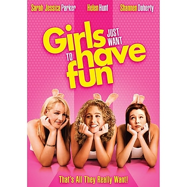 Girls Just Want To Have Fun (DISQUE BLU-RAY)