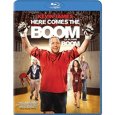 Here Comes The Boom (DISQUE BLU-RAY)
