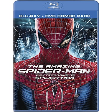 The Amazing Spider-Man (BRD + DVD)