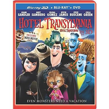 Hotel Transylvania 3D (3D BRD + BRD + DVD)
