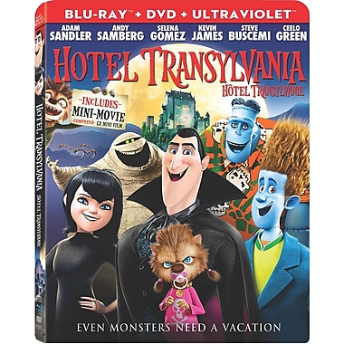 Hotel Transylvania (BRD + DVD)