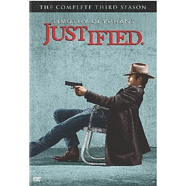 Justified: The Complete Third Season (DVD)