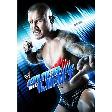WWE 2012 - Over The Limit 2012 - Raleigh, Nc - May 20, 2012 Ppv (DVD)
