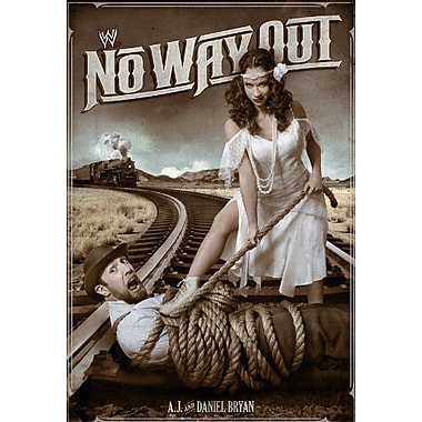 WWE 2012 - No Way Out 2012 - East Rutherford, Nj - June 17, 2012 Ppv (DVD)