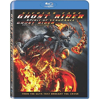 Ghost Rider Spirit Of Vengeance (BLU-RAY DISC)