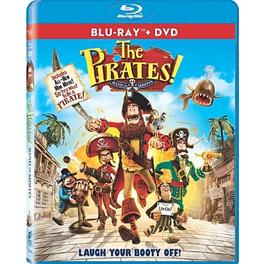 The Pirates! Band Of Misfits (BRD + DVD)