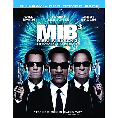 Men In Black 3 (BRD + DVD)