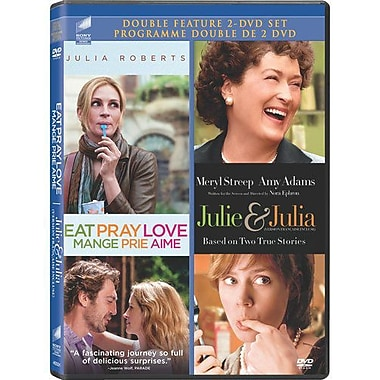 Eat Pray Love / Julie & Julia (DVD)