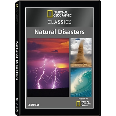 National Geographic Classics - Natural Disasters (DVD)
