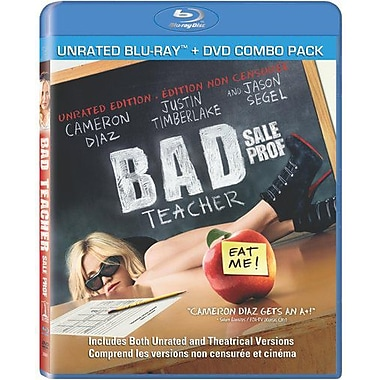 Bad Teacher (BRD + DVD)