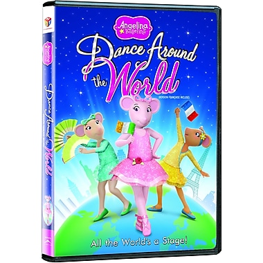Angelina: Dance Around The World (DVD)
