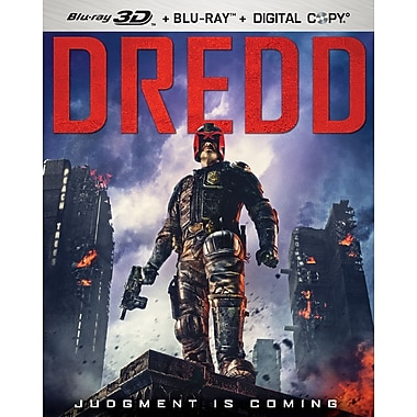 Dredd (DVD + Digital Copy)