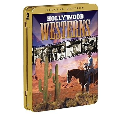 Hollywood Westerns (DVD)