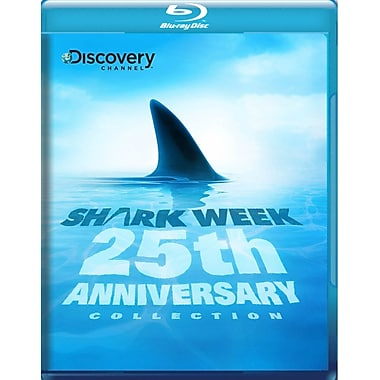Shark Week - 25Th Anniversary (DISQUE BLU-RAY)