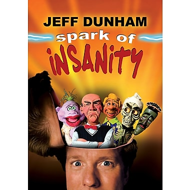 Jeff Dunham: Spark Of Insanity (DVD)