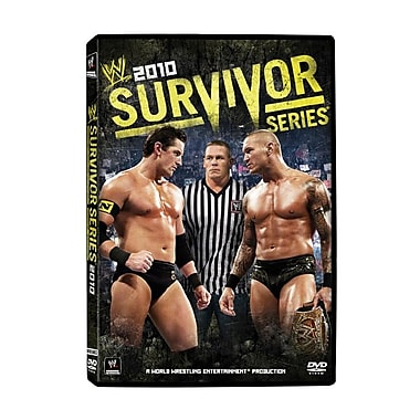 WWE 2010: Survivor Series 2010: Miami, Fl: November 21, 2010 Ppv (DVD)