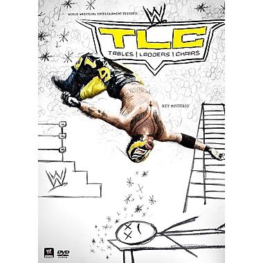 WWE 2011: TLC: Tables, Ladders And ChairSeason 2010: Houston, Tx: December 19,2010 (DVD)
