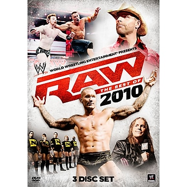 WWE 2011: Raw: The Best Of 2010 (DVD)