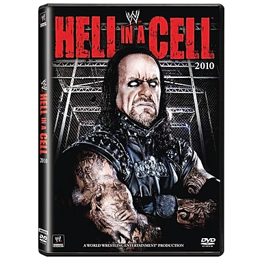 WWE 2010: Hell In A Cell 2010: Dallas, Tx: October 3, 2010 Ppv (DVD)