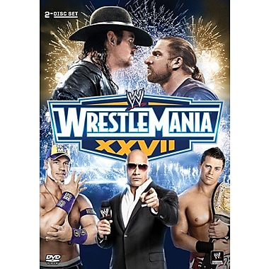 WWE 2011: Wrestlemania Xxvii: Atlanta, Ga: April 3, 2011 Ppv (DVD)