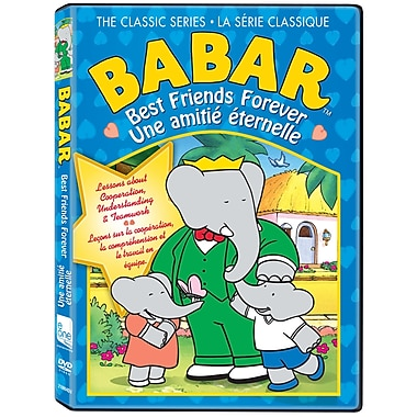 Babar The Classic Series: Best Friends Forever (DVD)