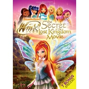 Winx Club: The Secret Of The Lost Kingdom Movie (DVD)
