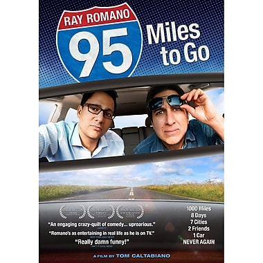 95 Miles To Go (DVD)