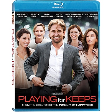 Playing For Keeps (BLU-RAY DISC)
