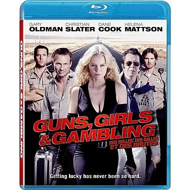 Guns, Girls And Gambling (BLU-RAY DISC)