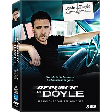 Republic Of Doyle: Season 1 (DVD)